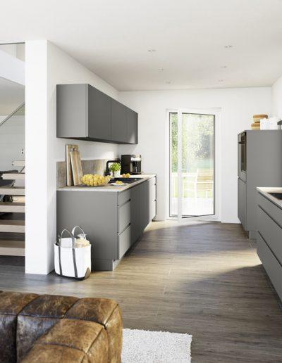Loft cocina integrada Zaragoza