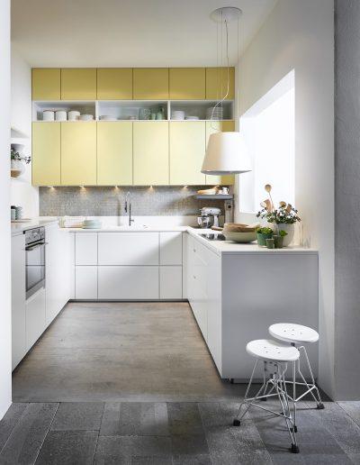 cocina espacios reducidos