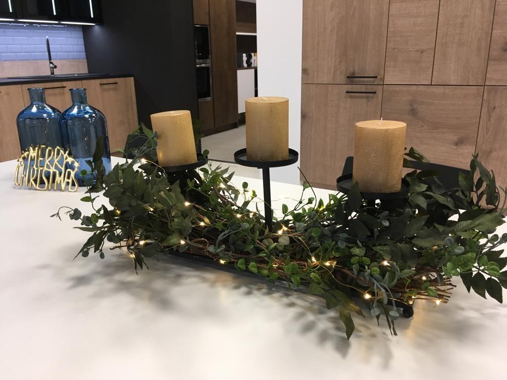 Velas de Navidad Dekitchen