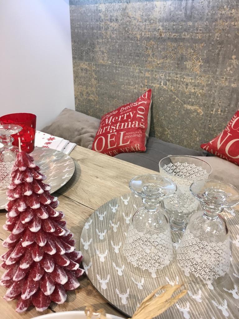 decoración navidad cocinas