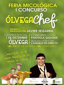Feria Micológica Olvega Chef