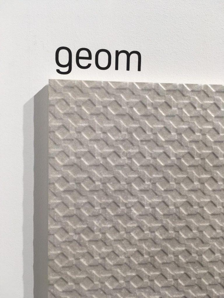pavimento geométrico Cevisama Dekitchen