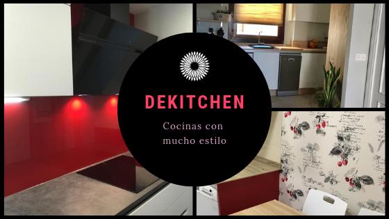 Cocinas con estilo Dekitchen