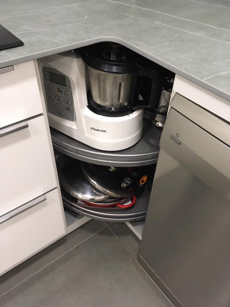 esquinera de cocina