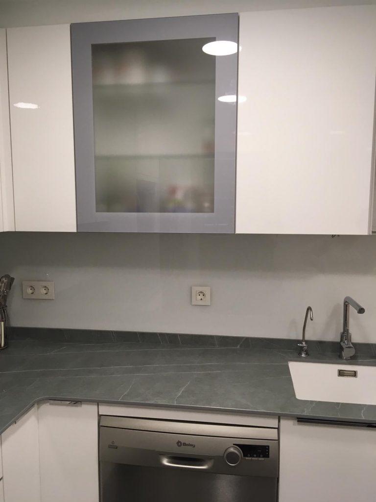 mobiliario adaptado de cocina