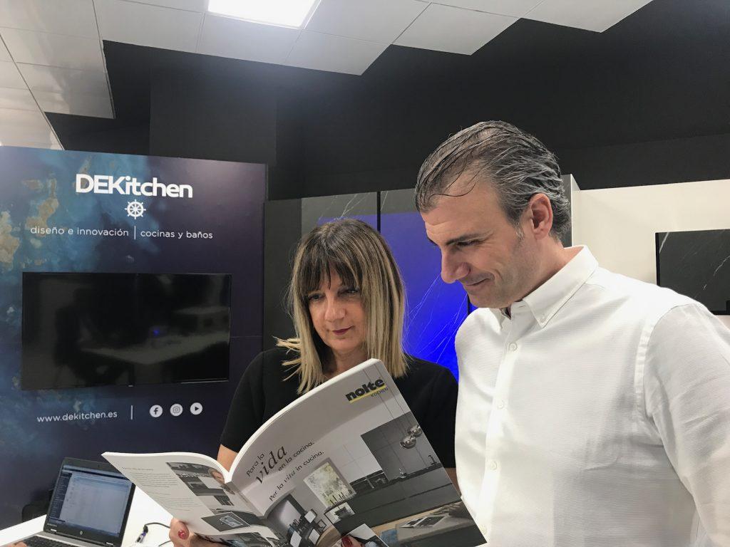 DEKitchen Zaragoza estructura cocinas y reformas