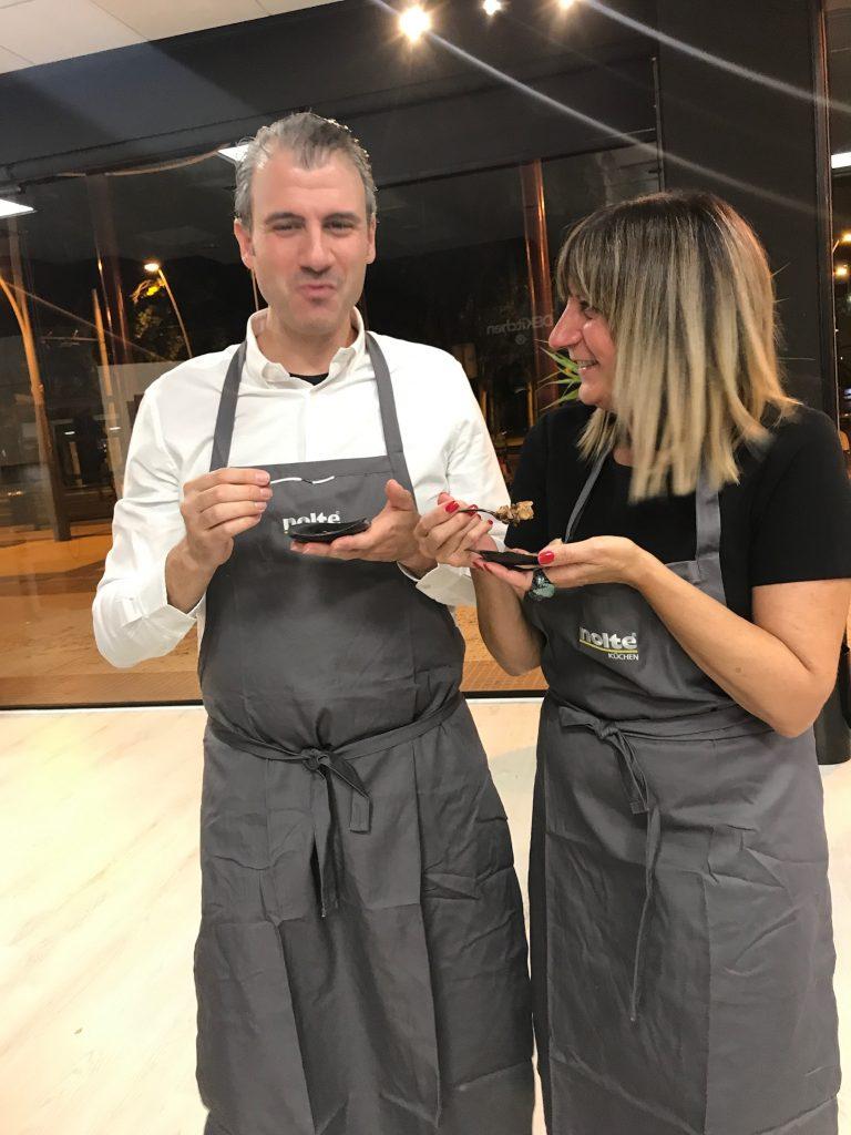 cocina en vivo nolte zaragoza