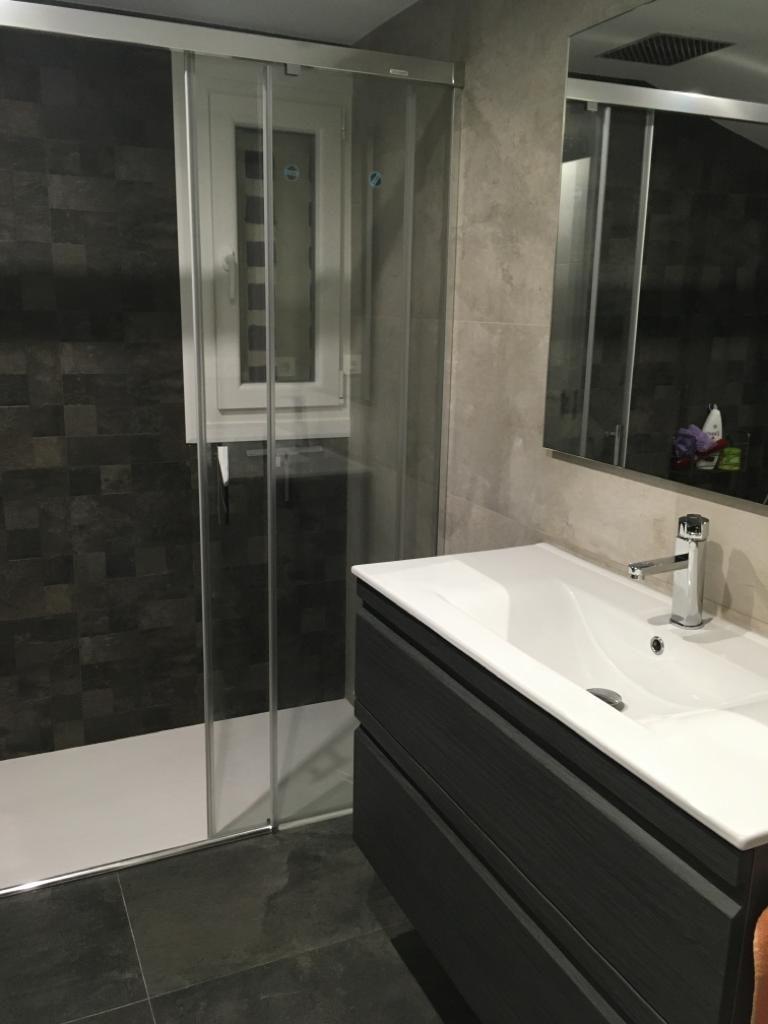 reforma de baño Zaragoza