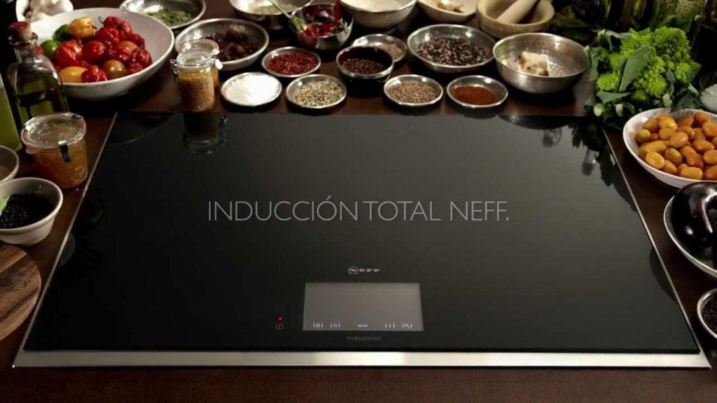 Neff placas inducción total