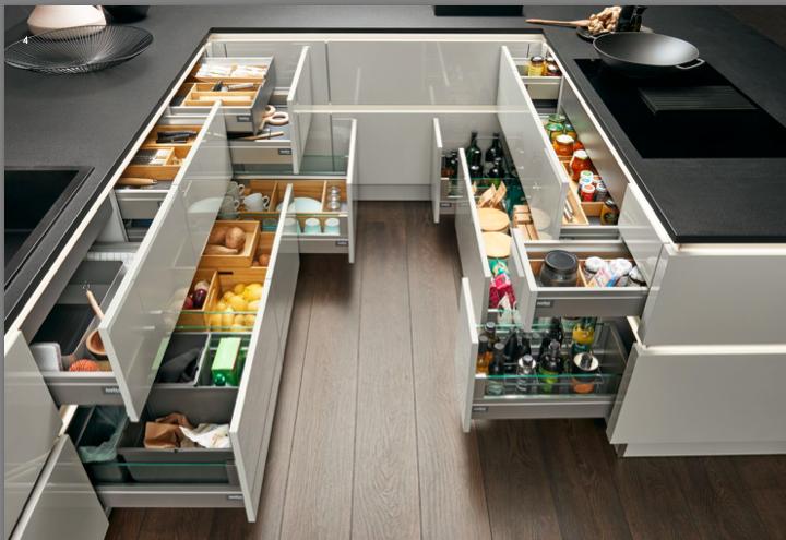espacio promoción equipamiento especial cocinas pequeñas