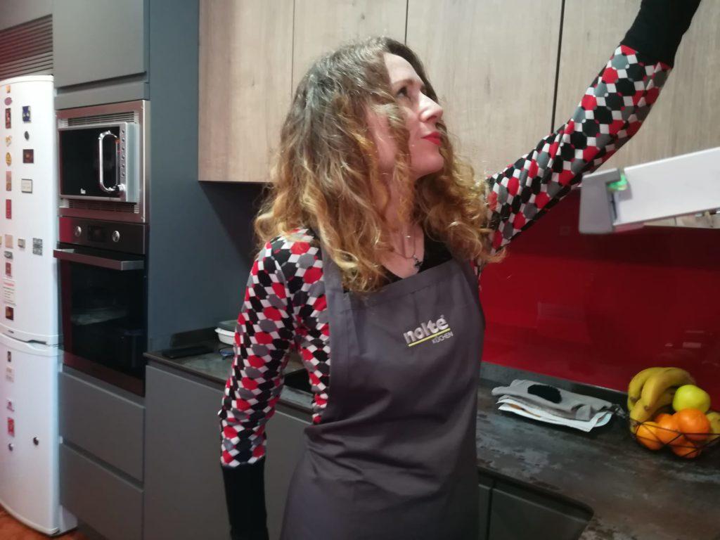 cocina alma del hogar del