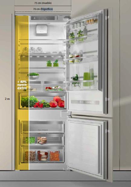 cocinar sano frigorifico