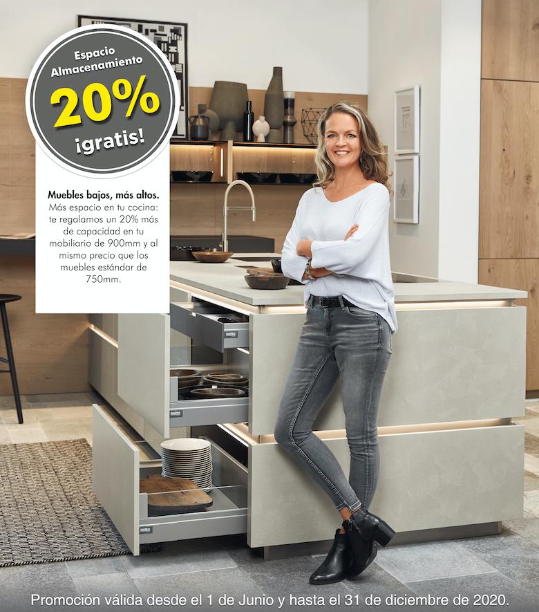 promoción cocinas alemanas en Zaragoza