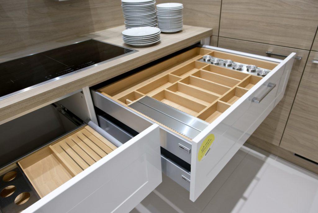 componentes de cocinas